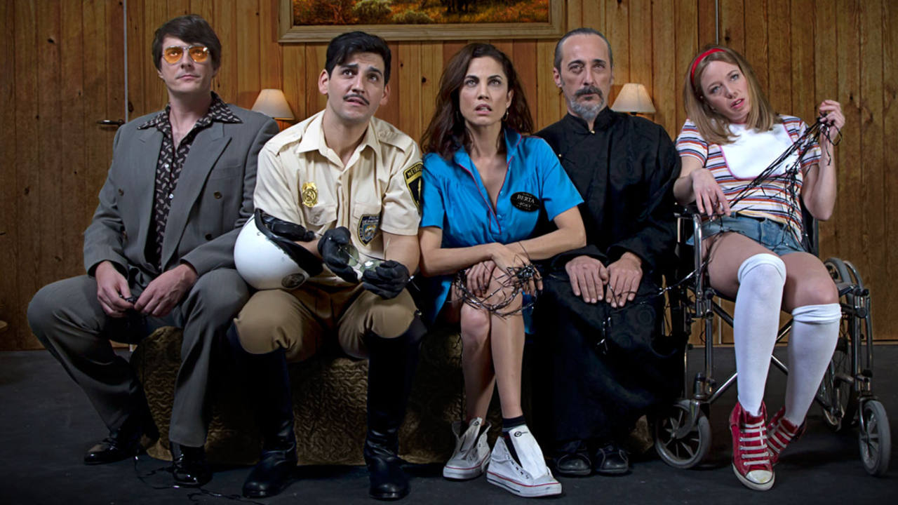 'La estupidez', la nueva producción de Feelgood, en las Naves del Español.
