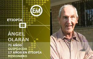 Españoles en el mundo - Etiopía - Ángel