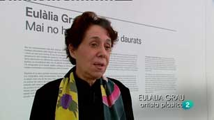 Continuarà - Eulàlia Grau, entre l'art i l'activisme.