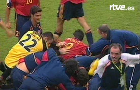 Eurocopa 2000: España 4 - 3 Yugoslavia