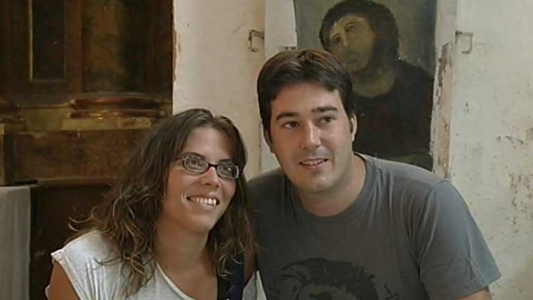 Un euro por ver el Ecce Homo de Borja, en Zaragoza
