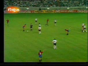 Eurocopa 1984: El gol de Maceda que nos clasificó para las semifinales