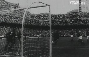 La Eurocopa 1964 del Caudillo y el gol de Marcelino