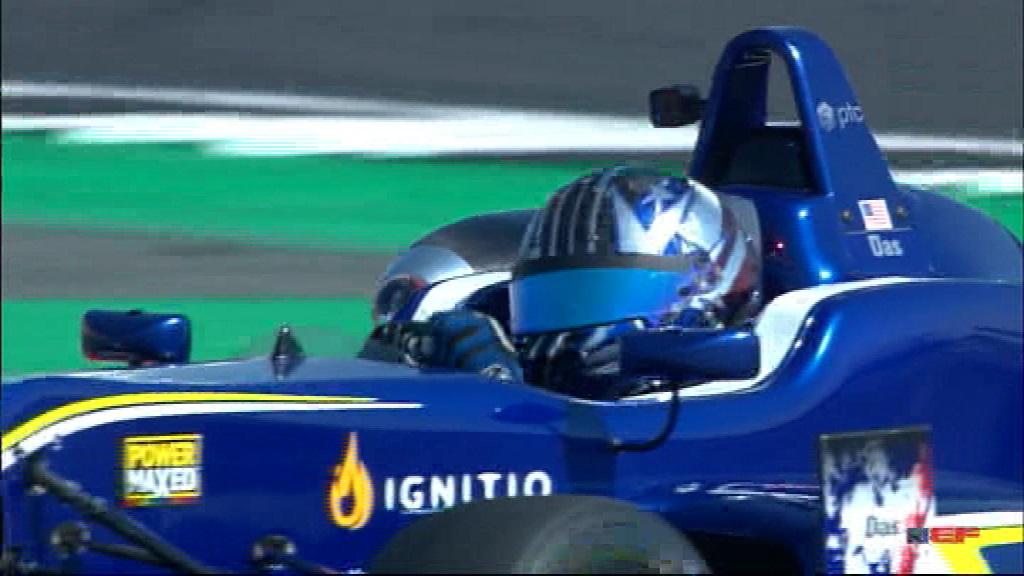 Automovilismo - Eurofórmula Open 2ª Carrera, desde Circuito Silverstone (Inglaterra)