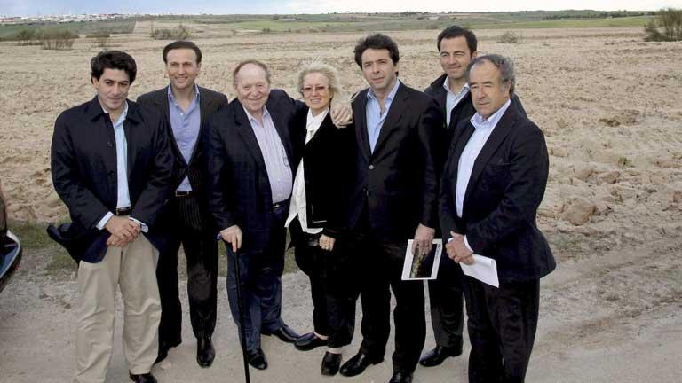 Sheldon Adelson decidirá este mes dónde instala su proyecto Eurovegas