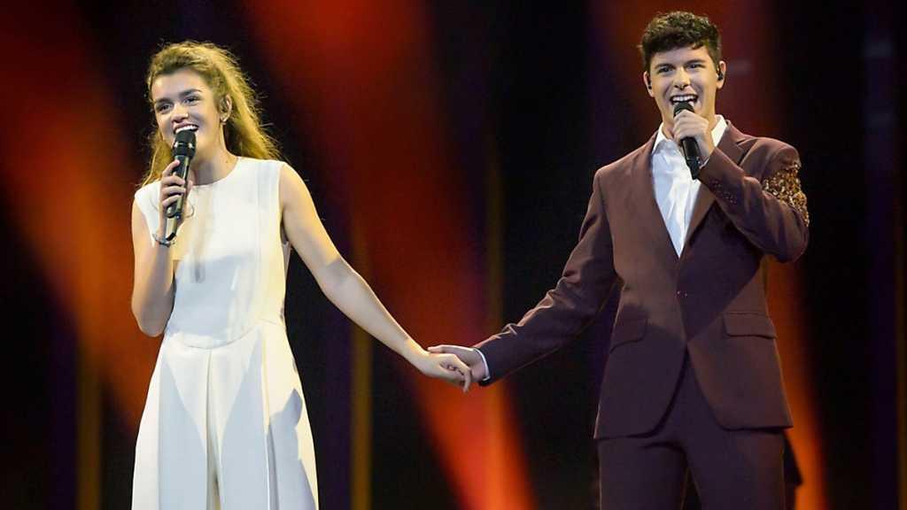 Informe Semanal - Eurovisión: la canción de Amaia y Alfred