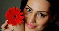 "Eva Rivas, ""Apricot Stone"""