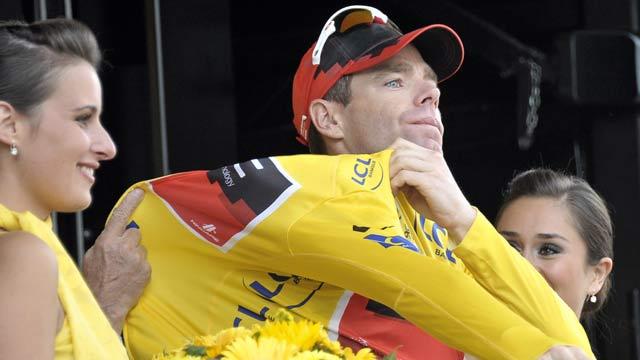 Evans conquista su primer Tour