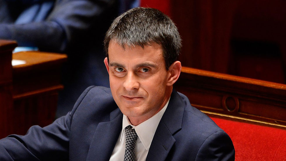 El ex primer ministro francés, Manuel Valls, abandona el Partido Socialista.