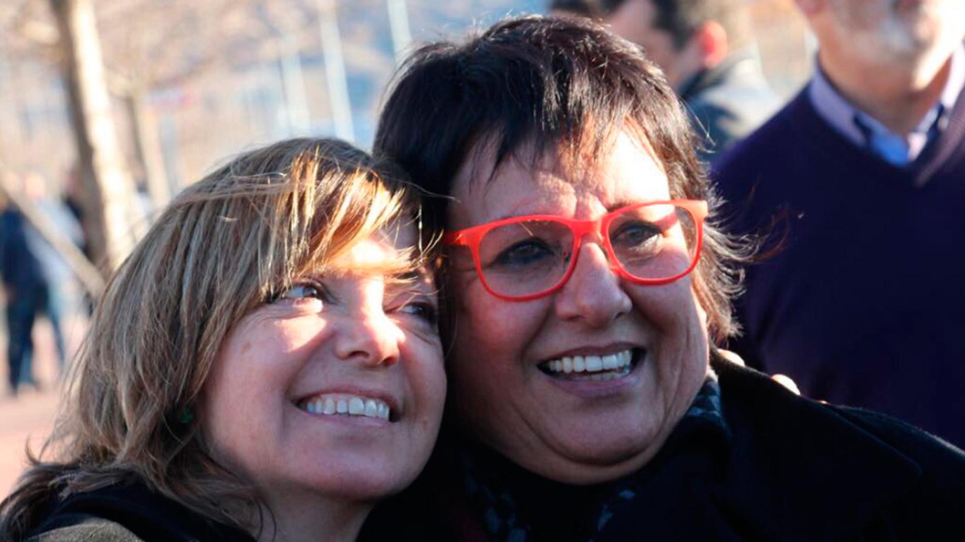 Las exconselleras catalanas Borràs y Bassa quedan en libertad tras abonar la fianza