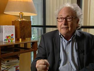 "Eduard Punset presenta su nuevo libro ""Excusas para no pensar"""