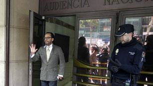 El exdirector de la televisión valenciana declara sobre varias adjudicaciones a la trama Gürtel