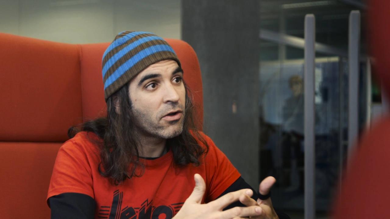El exhacker Chema Alonso