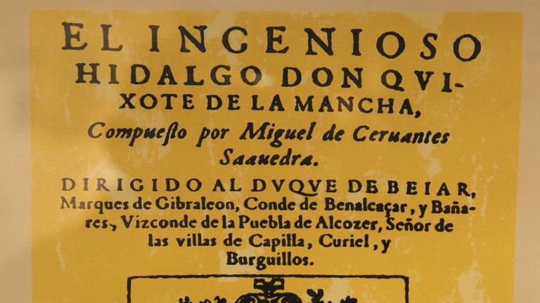 ¿Existió la venta en la que Don Quijote veló las armas?