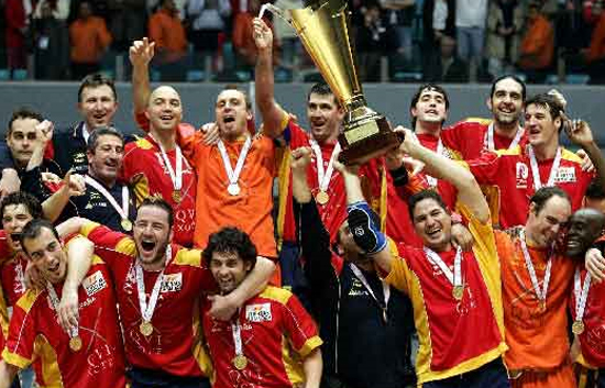 Los éxitos del balonmano español