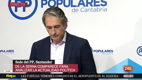Los exministros De la Serna y Báñez muestran su apoyo a Sáenz de Santamaría para liderar el PP