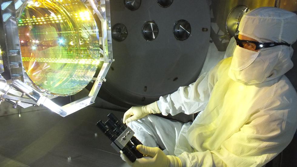 Expectación máxima ante la posible detección de las ondas gravitacionales