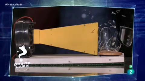 Órbita Laika - Experimentando con el sonido