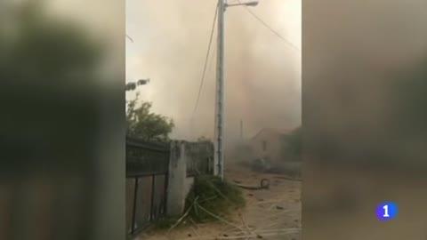 """La explosión de Tui se ha oído a 50 kilómetros a la redonda: """"Pensamos que era un tormenta"""""""