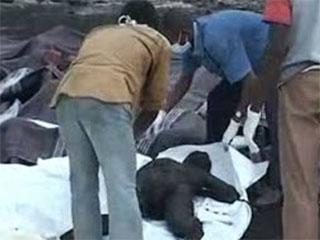 Más de 200 muertos al explotar un camión cisterna en el Congo
