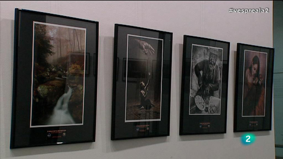 Vespre a La 2 - Exposició al Centre Cultural de Ripollet