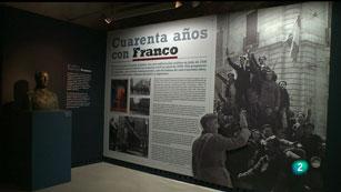 """La Aventura del Saber. Exposición """"40 años con Franco"""""""