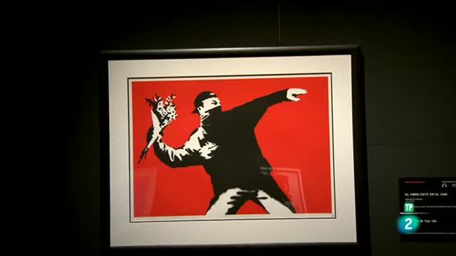 Atención Obras - Exposición Banksy