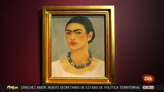 Una exposición en Londres propone una visión íntima de la mexicana Frida Kahlo