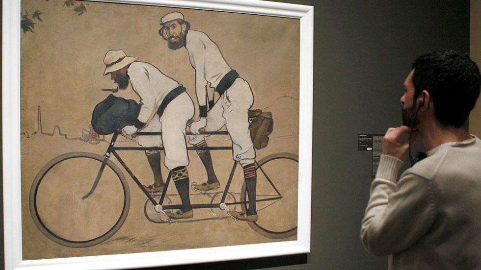 Una exposición en Madrid reivindica a Ramón Casas a los 150 años de su nacimiento