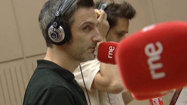 """""""Extraños en un tren"""" en Radio 3"""