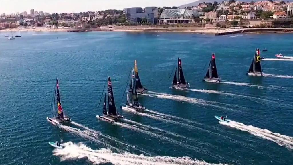 Vela - Extreme Sailing Series 2018. Resumen Temporada
