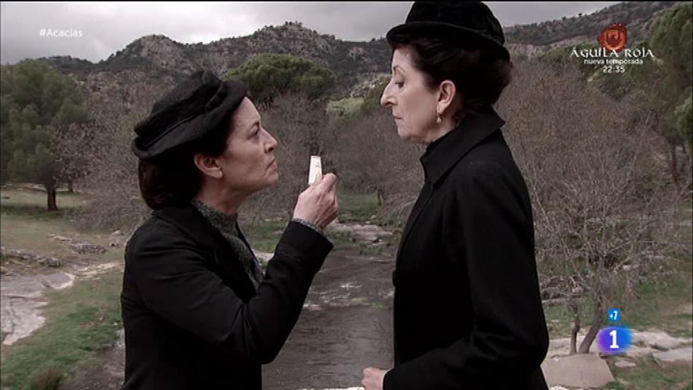 Acacias 38 - Fabiana trata de impedir que Úrsula delate a Cayetana