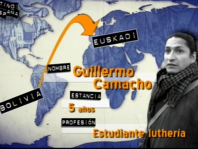 Destino: España - País Vasco - Guillermo