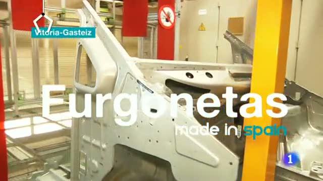 Fabricando Made in Spain - ¿Cómo se hace una furgoneta?