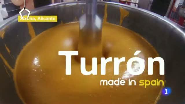 Fabricando Made in Spain - Elaboramos turrón duro y blando