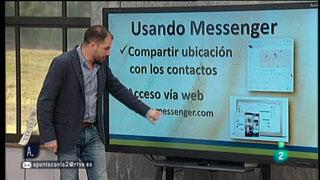 A punto con La 2 - Redes sociales - Facebook messenger
