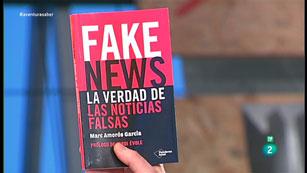 La Aventura del Saber. TVE. Libros recomendados: 'Fake. La verdad de las noticias falsas'