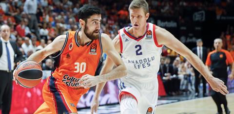 Falta de acuerdo entre la Euroliga y la FIBA pone en un compromiso a los jugadores