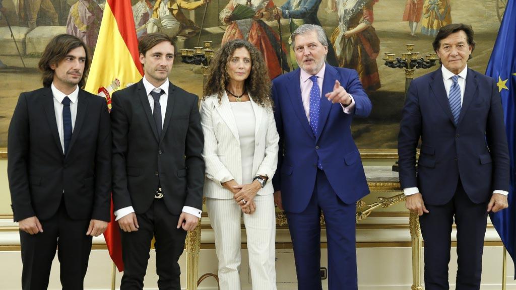 La familia de Ángel Nieto expresa su agradecimiento por el cariño recibido