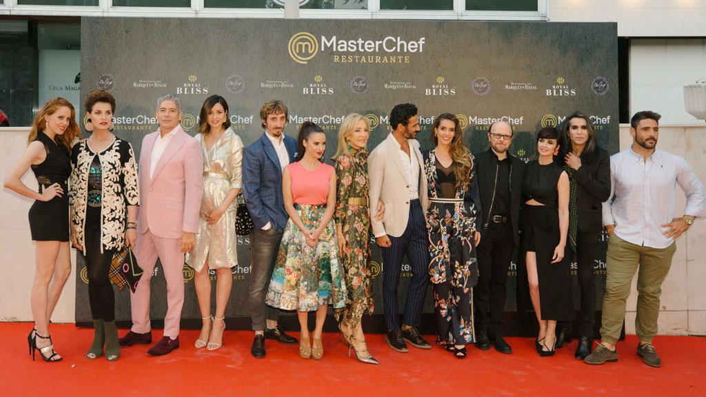 Corazón - La familia 'Masterchef' se reúne en el restaurante del programa