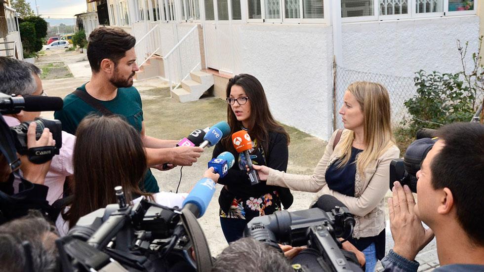 La familia de la menor agredida en Palma advirtió al colegio de las amenazas tres días antes