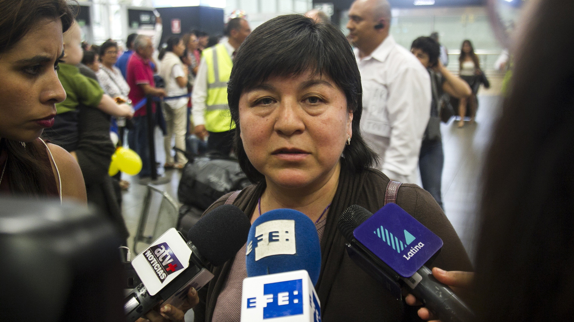 La familia de Nathaly Salazar pone en duda la versión de que murió en un accidente