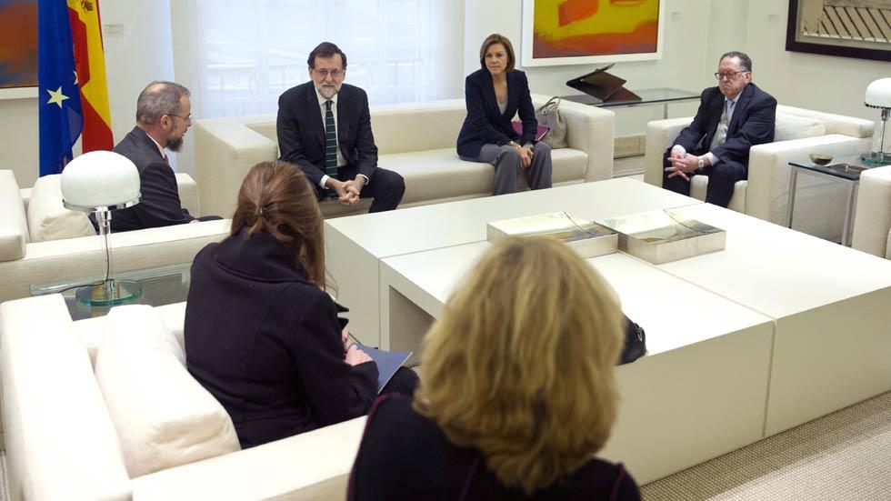 """Los familiares del Yak 42 destacan el mensaje de Rajoy: """"Vamos a hacer las cosas bien, confiad"""""""