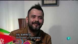 Babel en TVE - Personaje: Fantasía entre bambalinas