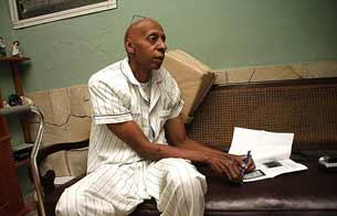 El disidente cubrano Guillermo Fariñas ha hablado con TVE