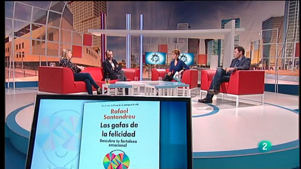 Para Todos la 2 - Entrevista - Rafael SantAndreu: Favorecer un diálogo interno más positivo