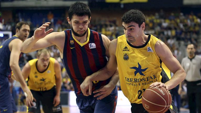 Baloncesto - Copa del Rey 2014: FC Barcelona - Iberostar Tenerife