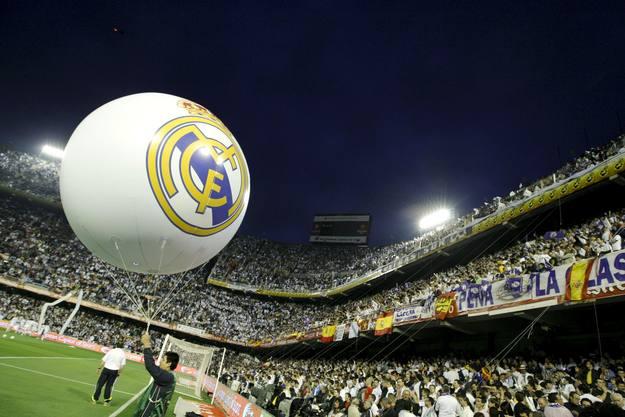FC BARCELONA-REAL MADRID