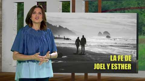 Buenas noticias TV - La fe de Joel y Esther