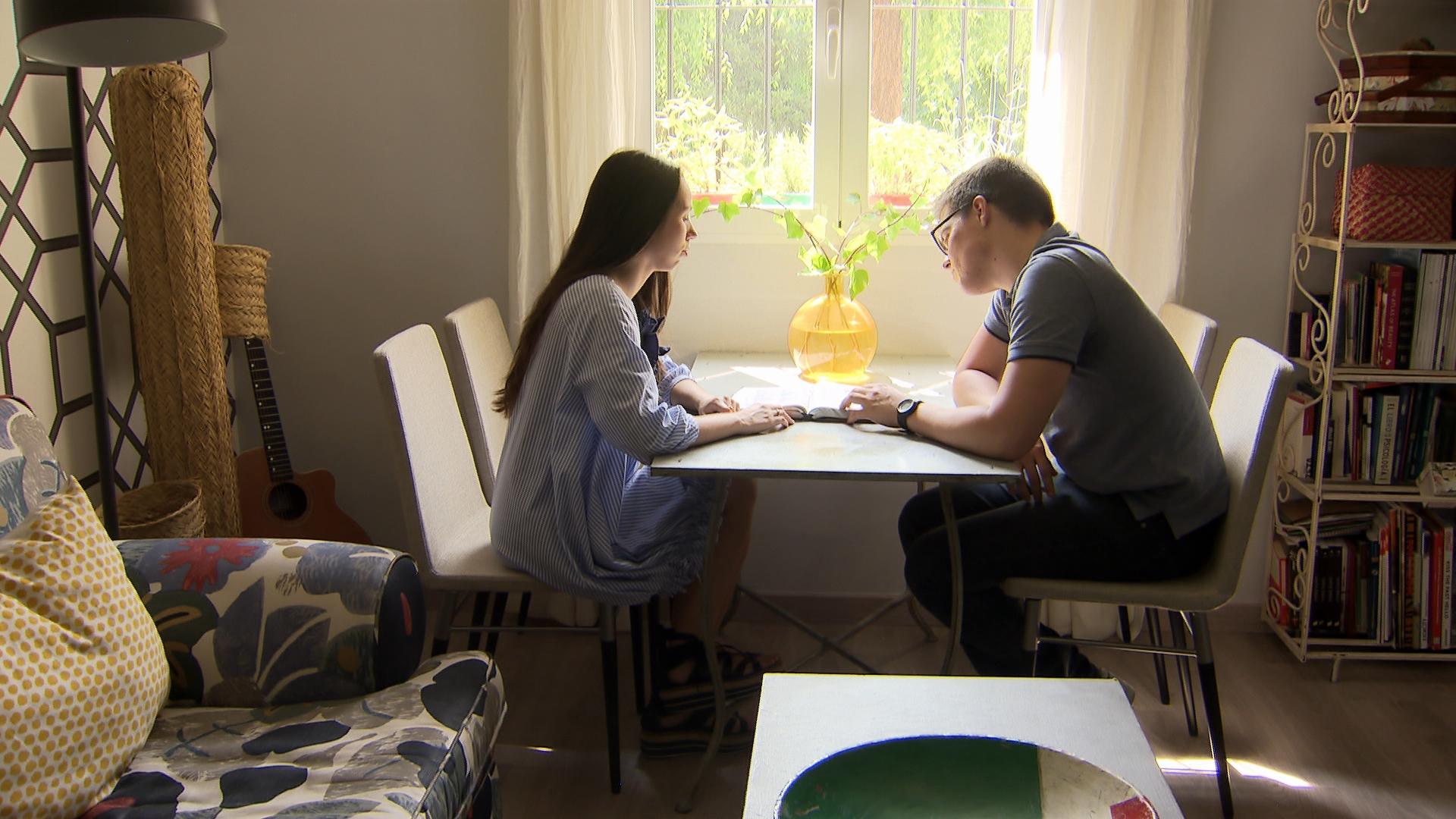 Buenas noticias TV - La fe de Rubén y Paula